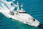 Navio patrulha HMAS Pirie da Austrália